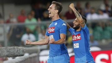 2017-10-16 Prezydent Napoli: Przekonam Milika do wypożyczenia. W Chievo szybko dojdzie do formy