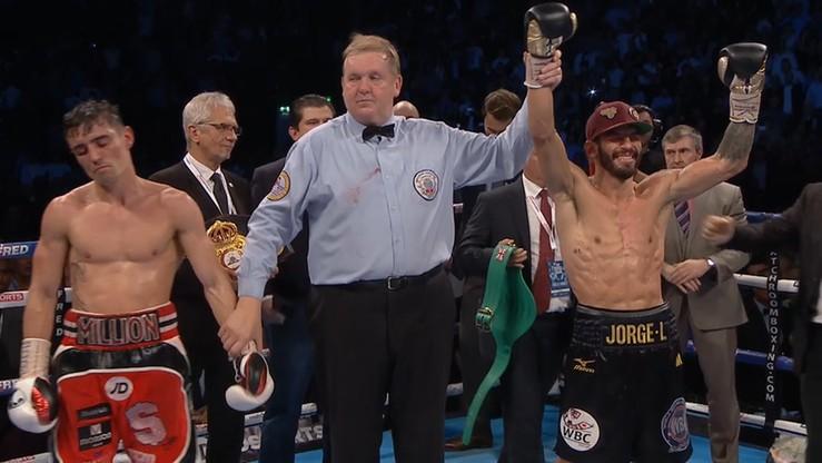 2016-09-25 Linares nowym mistrzem świata WBA! Pokaz boksu w Manchesterze