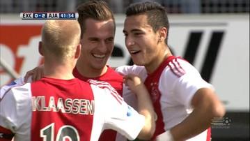 2015-09-20 Milik przełamuje rękawice Polaka… prawą nogą. Ajax lepszy od Excelsioru