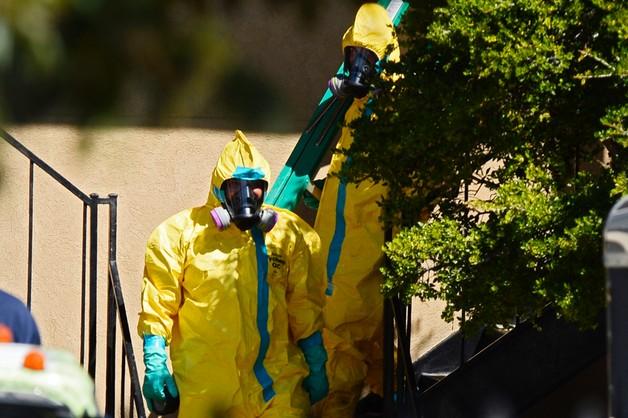 W Teksasie zmarł chory na ebolę Liberyjczyk