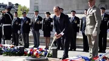 08-05-2016 17:59 Paryż świętuje 71. rocznicę zakończenia II wojny światowej