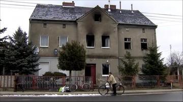 25-02-2017 09:36 Żagań: dwie ofiary pożaru