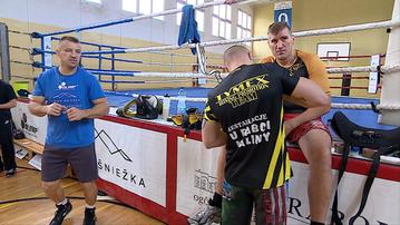 2015-09-20 Wach: Adamek  jest mocny i dynamiczny, ale nie powiem, kto wygra