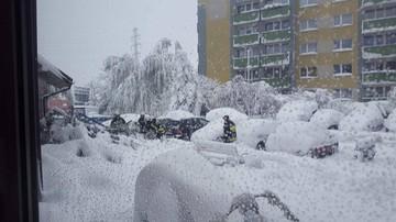 Atak zimy w Polsce. Blisko 100 tys. odbiorców bez prądu na Śląsku. Trudne warunki w wielu regionach