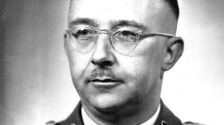 Makabryczne dzienniki szefa SS odnalezione w Rosji