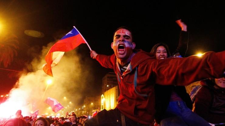 Trzy ofiary śmiertelne świętowania sukcesu Chile