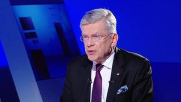 Karczewski o wyborach w Nowoczesnej: Petru dał się ograć Schetynie