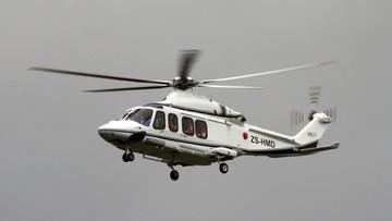 24-01-2017 13:07 Katastrofa helikoptera służb ratunkowych we Włoszech. Sześć osób nie żyje