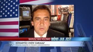 Islam znów zabija - Mariusz Max Kolonko o strzelaninie w Newtown