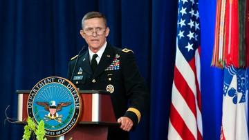 27-04-2017 18:15 Pentagon wszczyna dochodzenie ws. rosyjskich dochodów Michaela Flynna