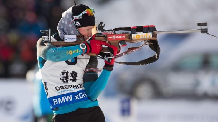 Puchar Świata: Triumf Dorin Habert w Oberhofie. Polki daleko
