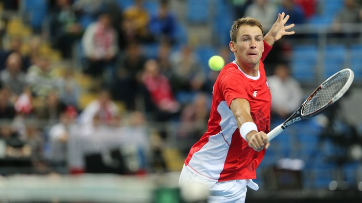 Wimbledon: Kubot przegrał w 1/8 finału miksta