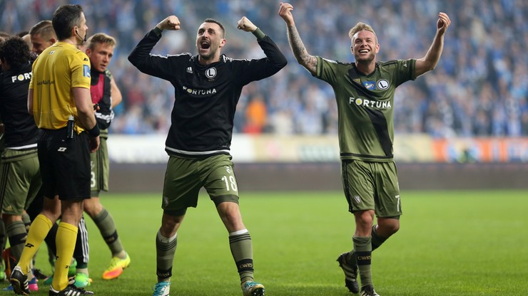 Kucharczyk wraca do gry na najważniejsze mecze sezonu