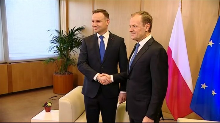 Magierowski: prezydent gotów na nowe otwarcie w relacjach z Tuskiem