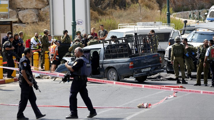 Ataki w Izraelu. Napastnicy zastrzeleni