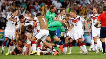 2014-10-09 Piłkarze reprezentacji Niemiec bohaterami filmu