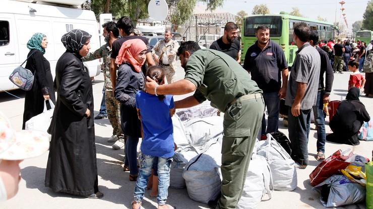 Syria: 100 tys. mieszkańców uciekło w ciągu 8 dni z prowincji Hama