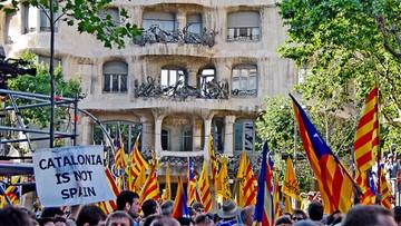 13-03-2017 16:15 Były premier Katalonii ukarany za referendum w sprawie niepodległości