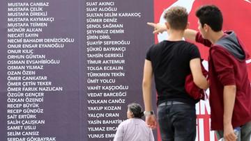 """20-07-2016 21:40 W Stambule powstanie """"cmentarz zdrajców"""""""