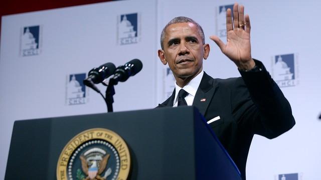 Obama: wygrałbym wybory w 2016 roku