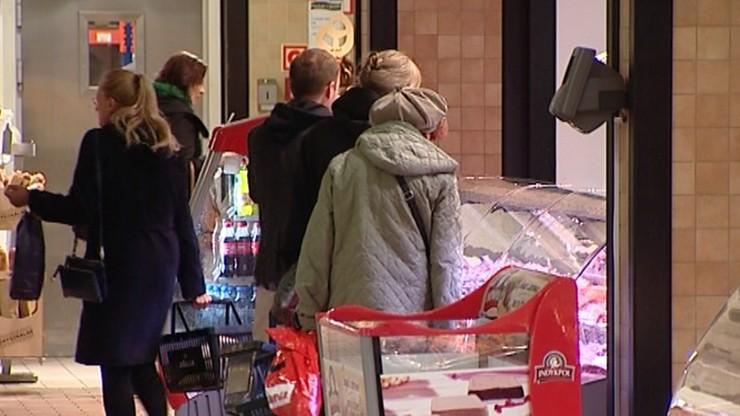 Trzy czwarte Polaków robi zakupy w niedzielę