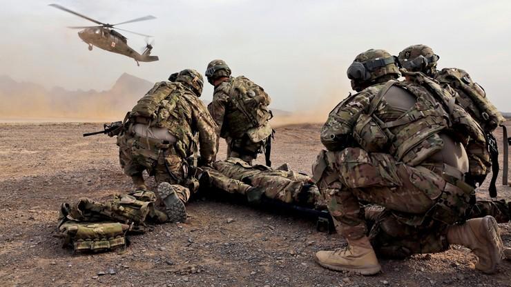 Zamach w Afganistanie. Zginęło sześciu amerykańskich żołnierzy