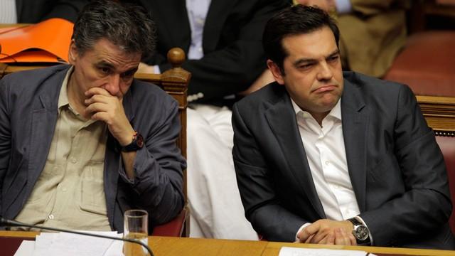 KE zadowolona z pierwszego pakietu greckich reform