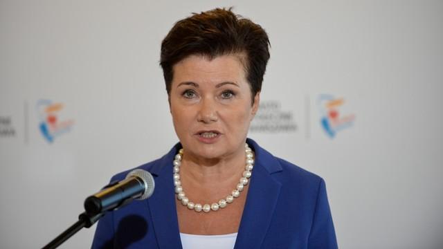 Gronkiewicz-Waltz nie stawi się przed komisją: Postanowienie NSA zadowalające