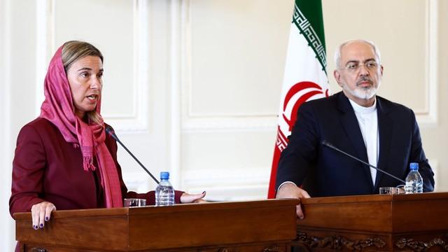 Szefowa dyplomacji UE z wizytą w Iranie