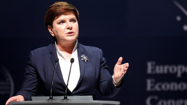 Szydło: Clinton powinien nas przeprosić za wypowiedź o Polsce