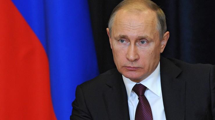 Putin o tarczy antyrakietowej: to część jądrowego potencjału USA przeniesiona na peryferie