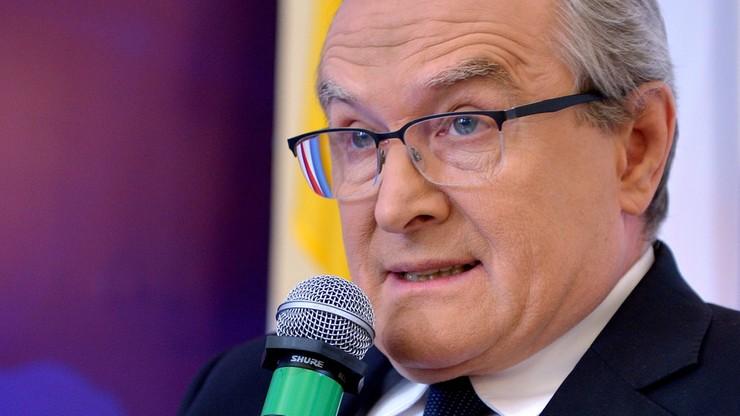 Gliński: elity europejskie muszą zrozumieć, że czas porzucić ideologiczny upór