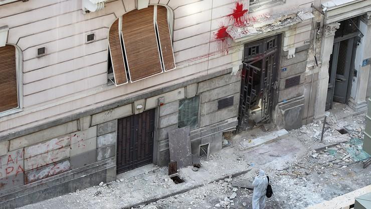 Grecja: Wybuch bomby w centrum Aten