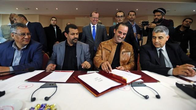 Rada Bezpieczeństwa zaaprobowała libijskie porozumienie pokojowe