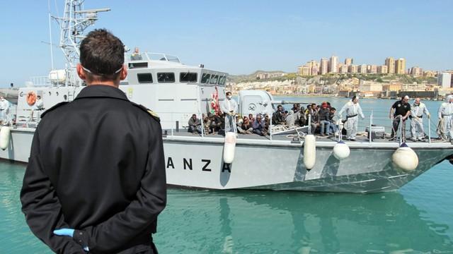 Włochy - coraz więcej obaw z powodu migrantów z Tunezji