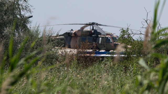 Turecki śmigłowiec wojskowy lądował w Grecji, personel wystąpił o azyl