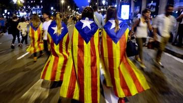 """06-10-2017 15:07 Coraz więcej firm rozważa opuszczenie Katalonii. Uruchomiono """"ekonomiczny sztab kryzysowy"""""""