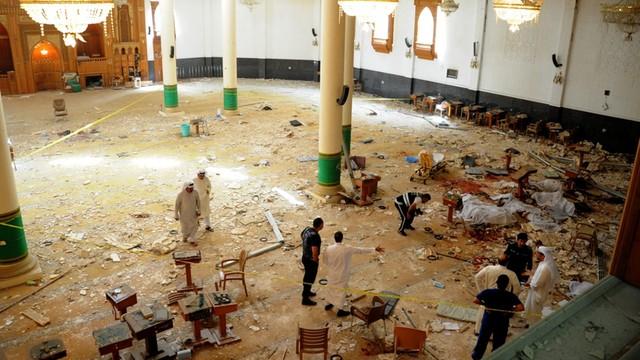Dżihadyści opublikowali nagranie zamachowca z Kuwejtu