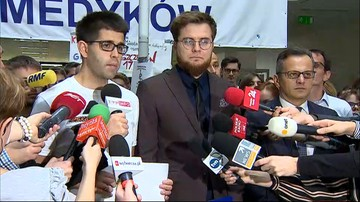 """30-10-2017 13:20 Rezydenci kończą protest głodowy. """"Nie kończymy walki o nasze sztandarowe postulaty"""""""