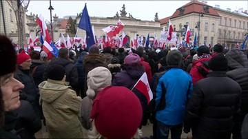 Wałęsa: - Jeśli Kaczyński sam nie odejdzie, to będzie wyrzucony