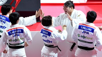 2017-09-03 MŚ w judo: Japonia najlepsza w rywalizacji drużynowej