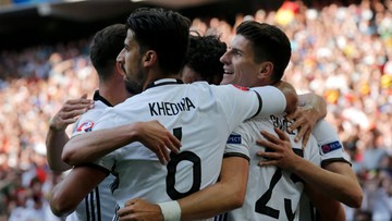 26-06-2016 20:26 Niemcy pokazali mistrzowską formę. Słowacja rozbita 3:0