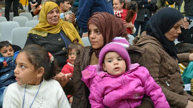 Włochy przyjęły 93 uchodźców z Syrii w ramach korytarza humanitarnego
