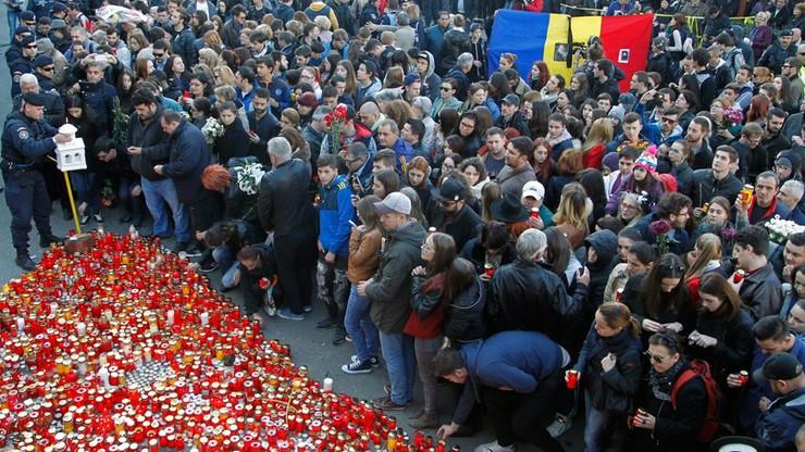 Bukareszt: tysiące upamiętniły ofiary pożaru w klubie nocnym