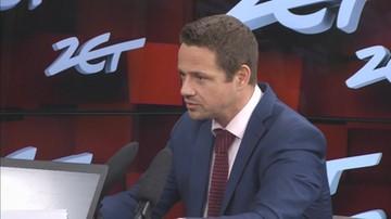 Trzaskowski: zawsze będę szukał porozumienia z Nowoczesną