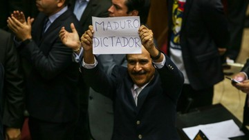 25-10-2016 22:19 Wenezuela: parlament za procesem ws. impeachmentu prezydenta Maduro