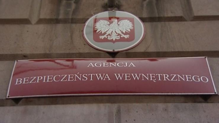 ABW zatrzymała dwóch wysokich rangą oficerów CBŚP