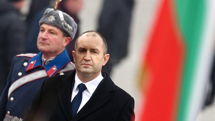 """Pilot myśliwca, generał o imponującym życiorysie, przeciwnik """"rusofobii"""" - to nowy prezydent Bułgarii"""