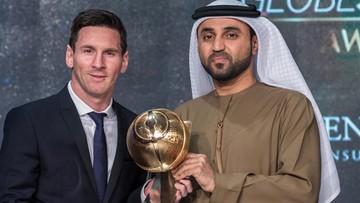 28-12-2015 07:50 Messi zdobył kolejną nagrodę dla najlepszego piłkarza