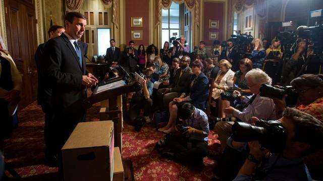 USA: Senat nie zgodził się na ograniczenie dostępu do broni